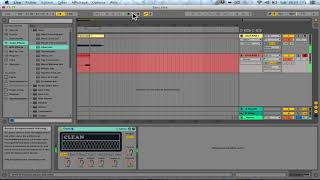 Ableton Live 2/10 - Enregistrement Part 1